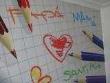 Foto Mural Piezas Niños