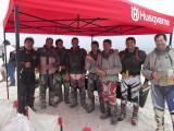 Carpas Team Husqvarna
